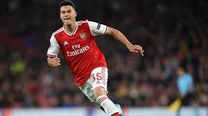 Gabriel Martinelli Arsenal