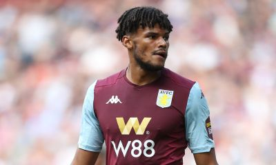 Tyrone Mings Aston Villa