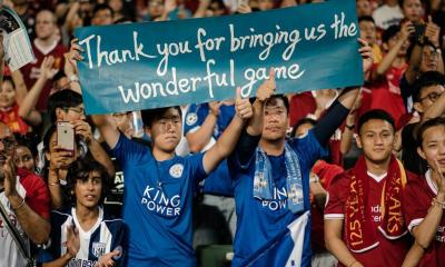 premier league fans