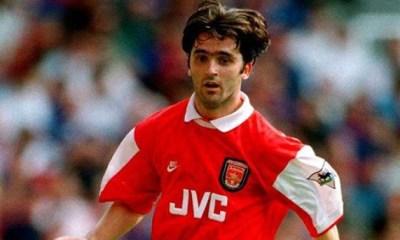 Eddie McGoldrick Arsenal