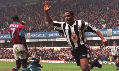 Les Ferdinand Newcastle United 2