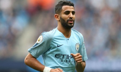 Riyad Maharez Manchester City