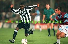 Andy Cole Newcastle United