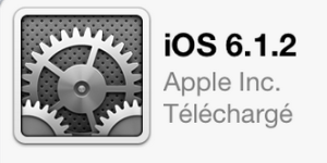 mise à jour iphone 6.1.2 eplaneta.fr