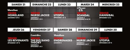programmes-canal-series