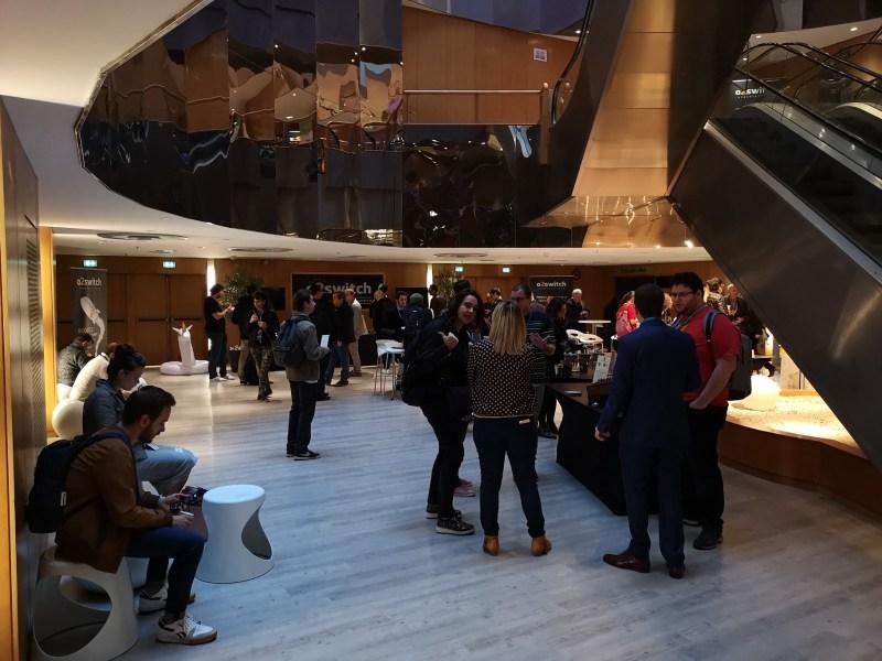 Photos du WordCamp Bordeaux 2019