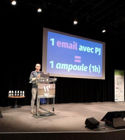 conférence de Rémi Corson