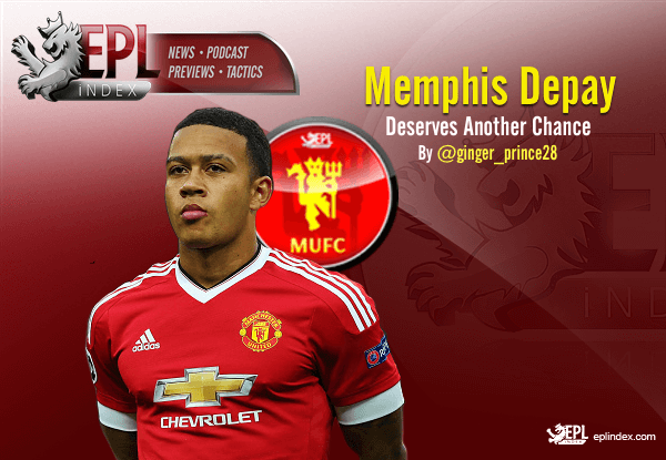 Memphis Depay Deserves another chance