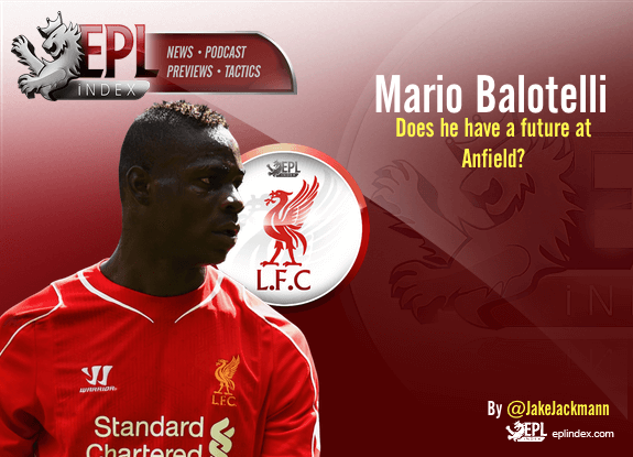 Does Balotelli have a future at Anfield