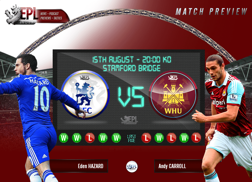 Chelsea vs West Ham Preview | Team News, Stats & Key Men - EPL Index