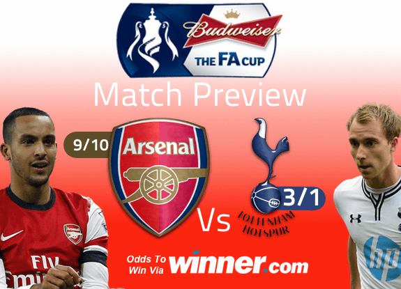 Arsenal Vs Spurs FA Cup