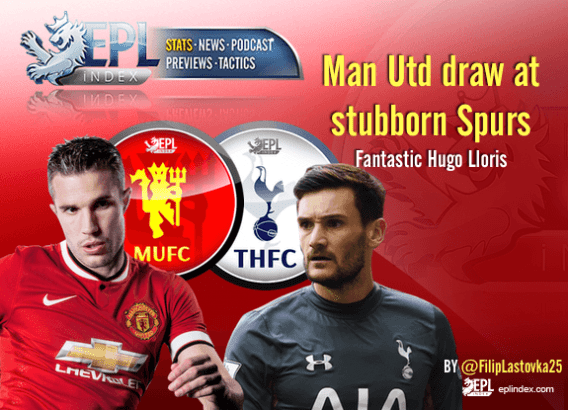 United-Spurs-Draw