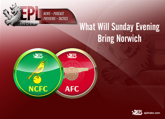 What Will Sunday Evening Bring Norwich