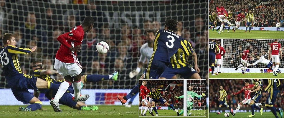 Manchester United vs Fenerbahce