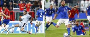 Italy 1 Spain 1