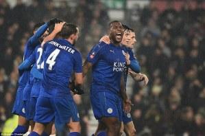 Derby 2 Leicester 2