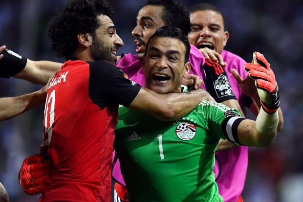 eGYPT KEEPER afcon