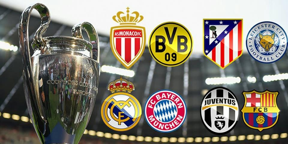 uefa champions league quarters