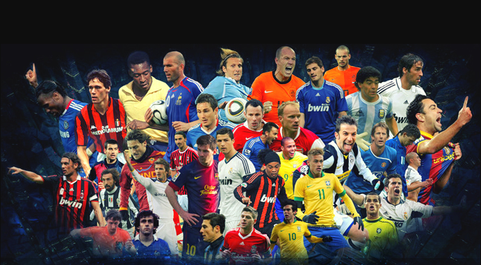 football legends