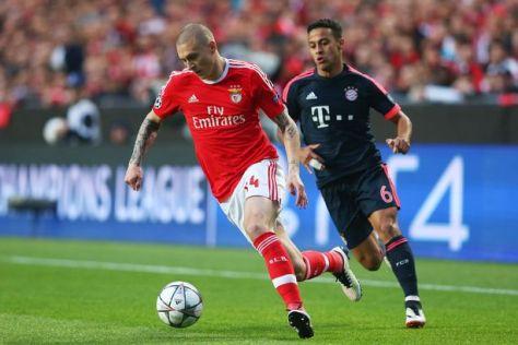 Lindelof vs Bayern