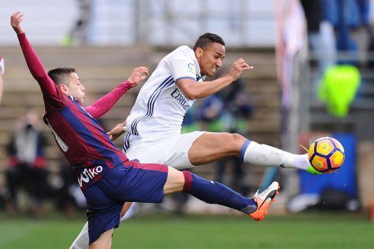 Danilo at Real Madrid