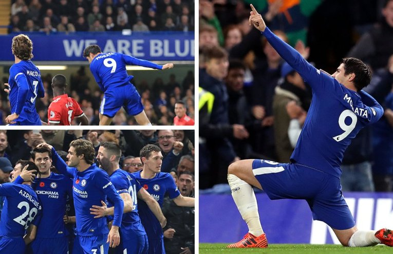 Chelsea 1 Manchester United 0