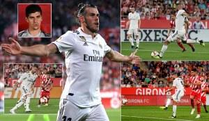 Real Madrid Bale