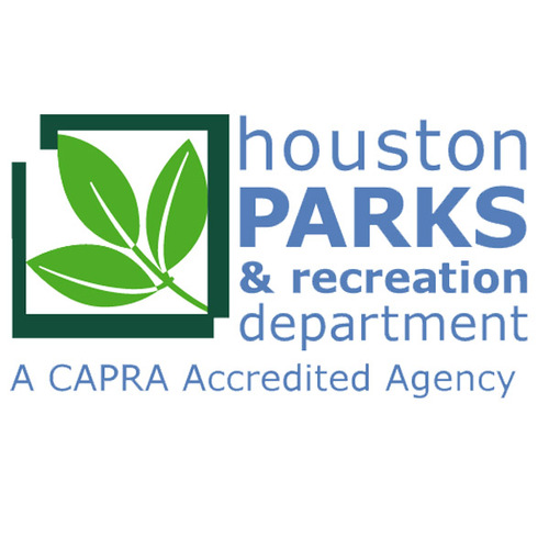 Image result for Houston Parks & Recreation Department logo