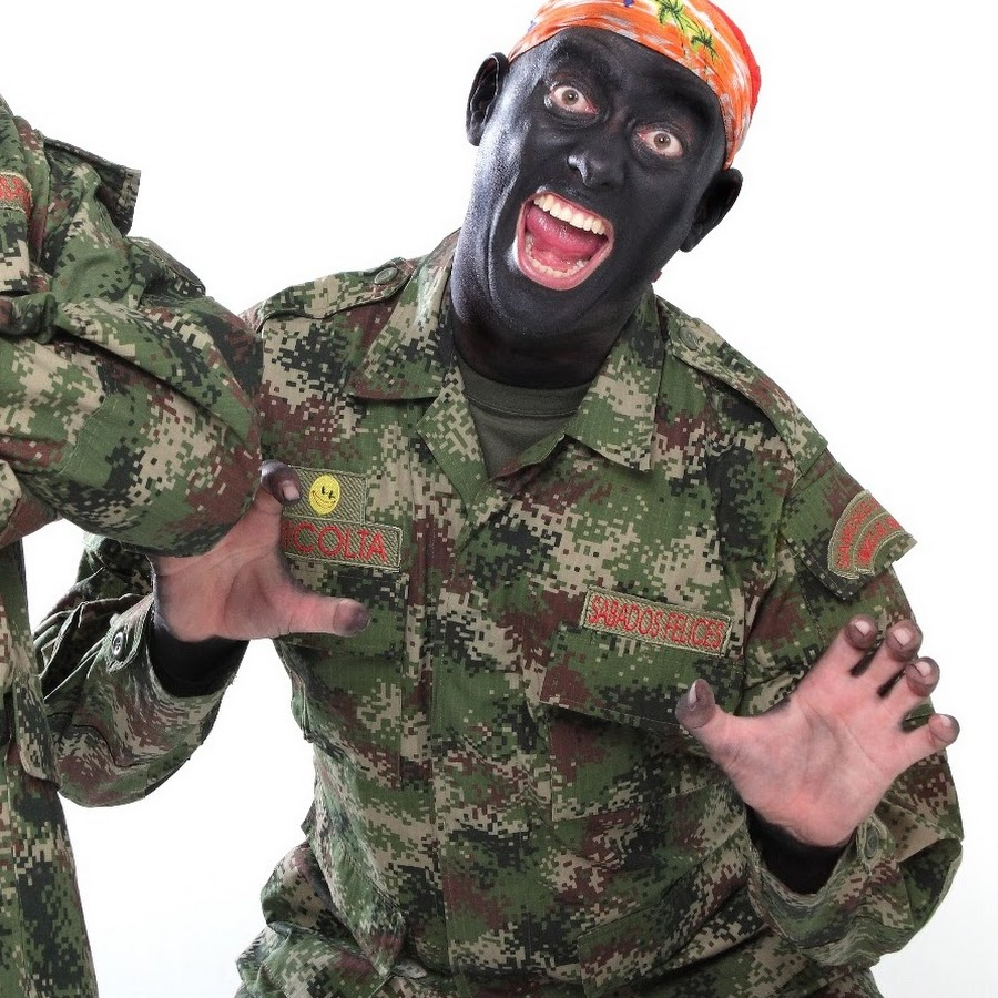 Afro Colombians Dispose Of Blackface Tv Character As African
