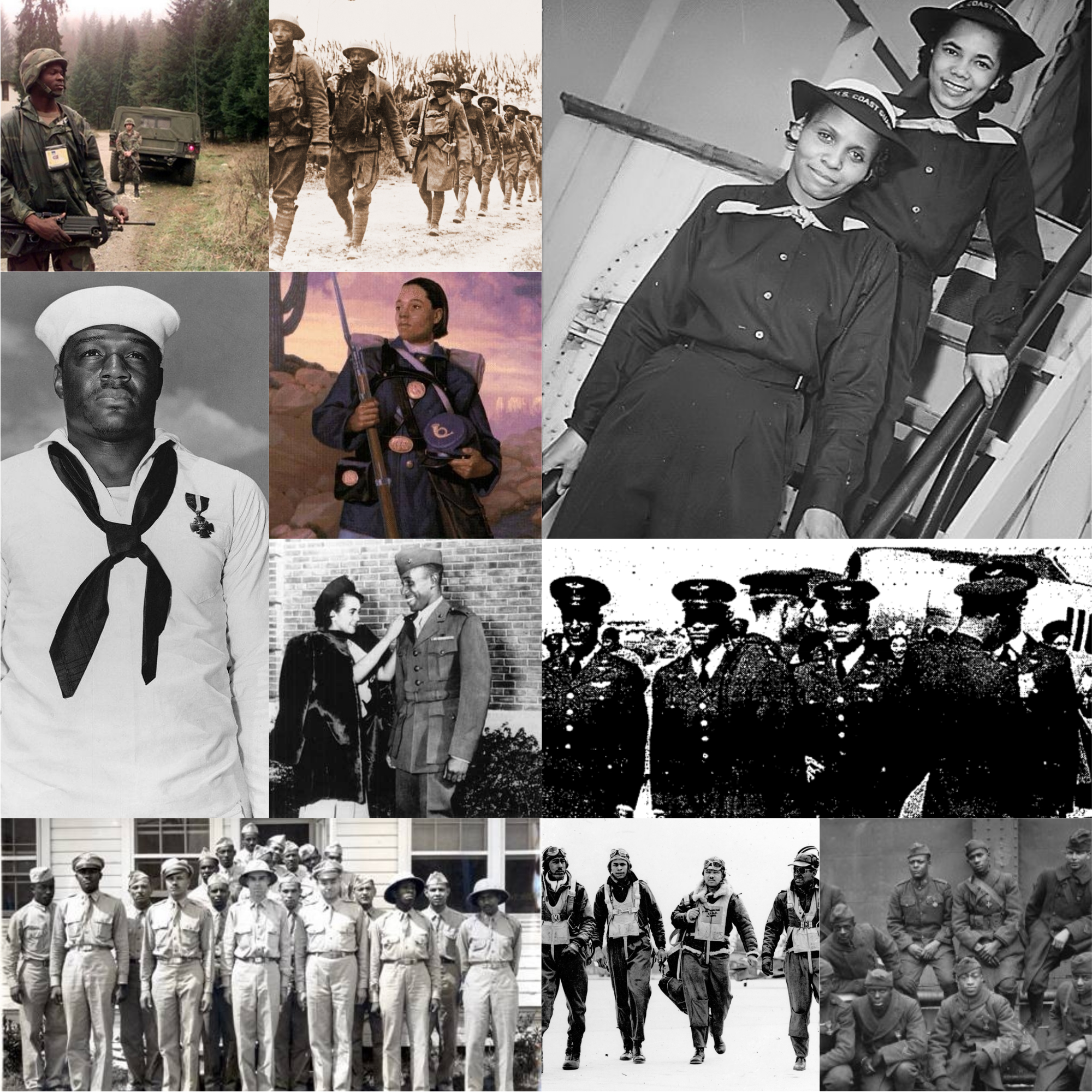 Black History Month African Americans In Times Of