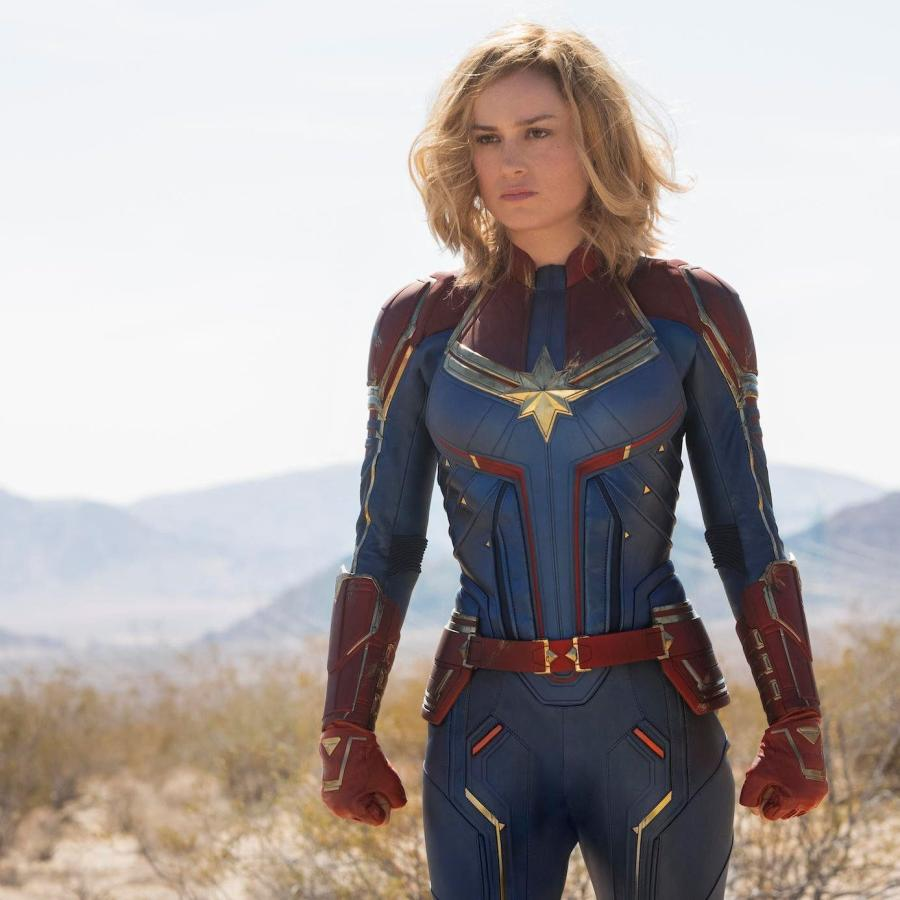 captain marvel' brings us the powerful and beautiful vers | new york