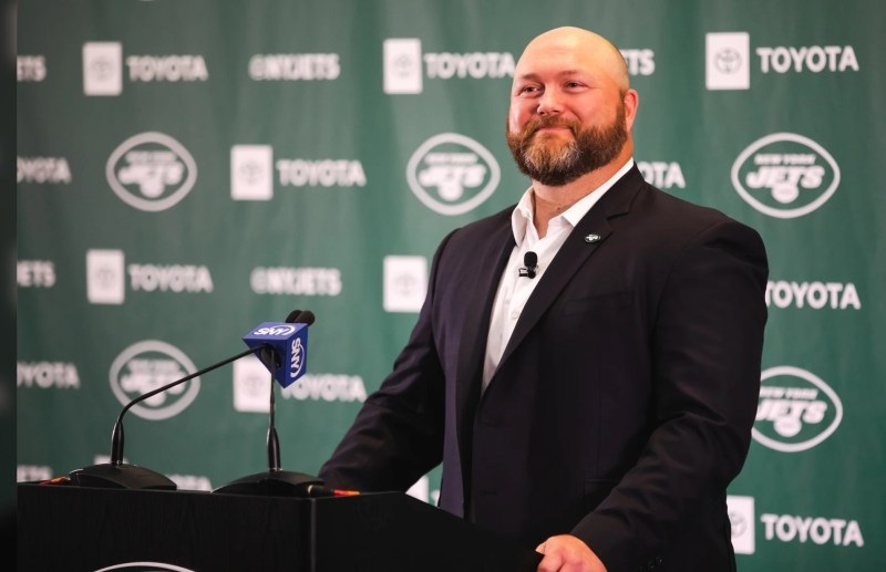 The Jets officially introduce Joe Douglas, the team's new GM | New York  Amsterdam News: The new Black view