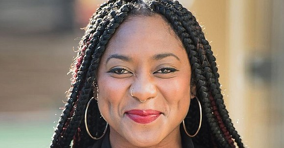 Alicia Garza Facebook photo