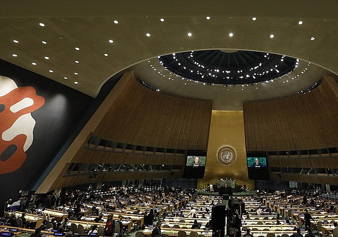 Consejo de Seguridad de la ONU sostuvo una consulta cerrada sobre la crisis de Venezuela
