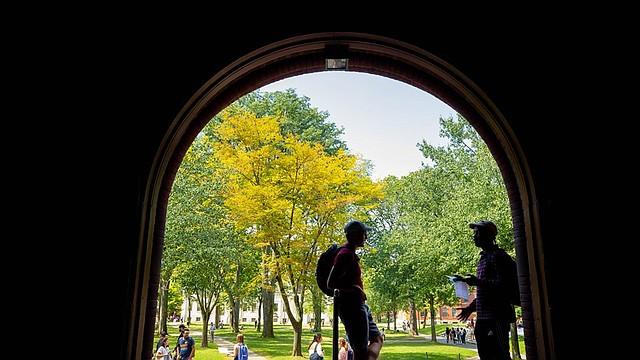 Photo: Harvard University / Facebook