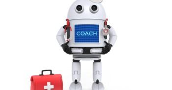 EM Coach Mascot logo for EM Coach article