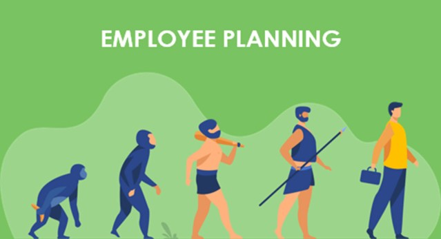 Darwin Employee Planning EPM Forum Cover Page