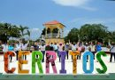 Alcaldesa de Comapa, concluye Construcción de Parque en Cerritos.