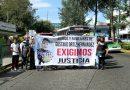 Familiares de Gustavo Ortiz Hernández exigen justicia.