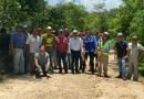 INICIA CONSTRUCCIÓN DE CAMINO SACA COSECHA EN TENAMPA.