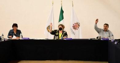 Cabildo del Ayuntamiento de Córdoba aprueba reporte de avance de obra correspondiente al mes de junio.