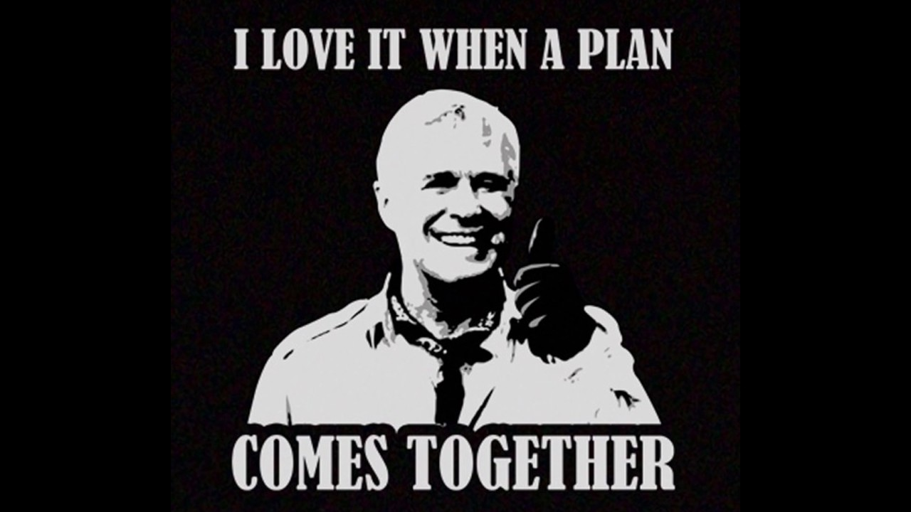 love the plan