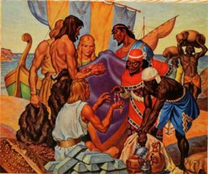 Spor o objevení Ameriky: Dopluli tam jako první Féničané?