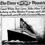 Děsivé vize: Kdo údajně prožil zkázu Titaniku v přímém přenosu?