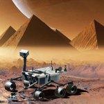 Pyramidy na Marsu: Jsou umělého původu?