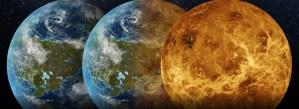 Mohla být Venuše kdysi obyvatelná?