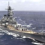 USS Missouri: Kolos, na němž skončila 2. světová válka