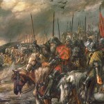 Bitva u Azincourtu: Utonuly francouzské naděje v bahně?