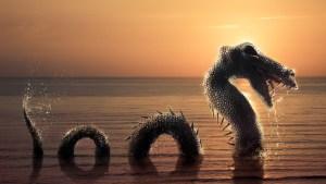 Čínská lochneska: Jde o draka, nebo vzácného krokodýla?