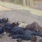 Slavný příběh fotky: Mrtví komunardi